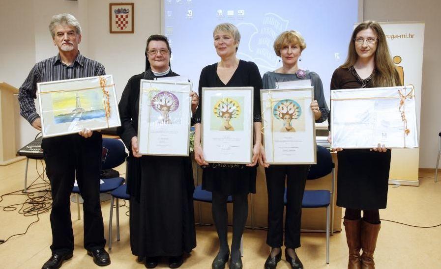 """Godišnja nagrada za razvoj i promociju volonterstva """"Vinka Luković"""" za 2018."""