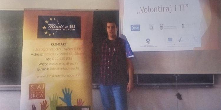 Održali smo predavanje u Drnišu o standardima kvalitete volonterskih programa